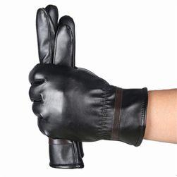 Mănuși din piele sintetică