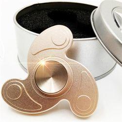Antystresowy spinner ze stopu aluminium - 5 kolorów