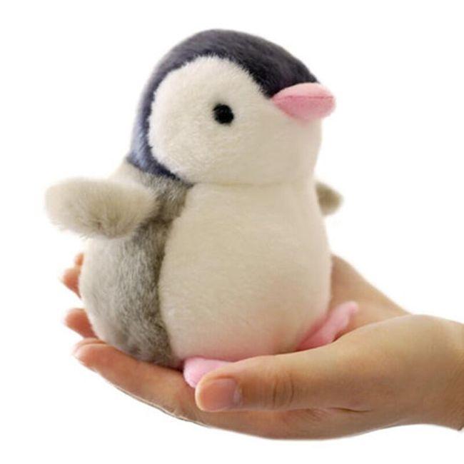 Plyšový tučňák P17 1