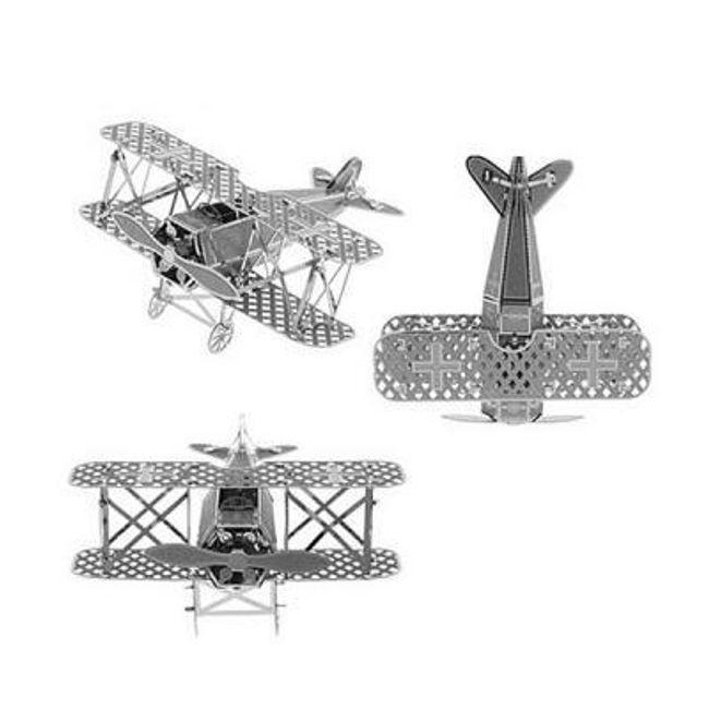 3D Puzzle - letadlo 1