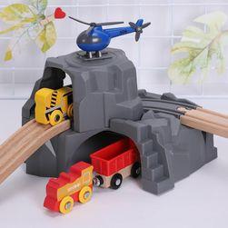 Tunel do torów kolejowych OPL4
