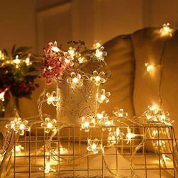 LED světelný řetěz - třešňový květ PD_1595923
