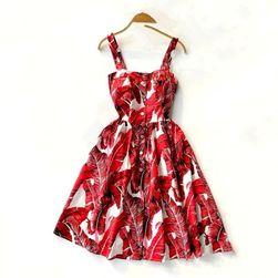 Dámské áčkové šaty Charlott