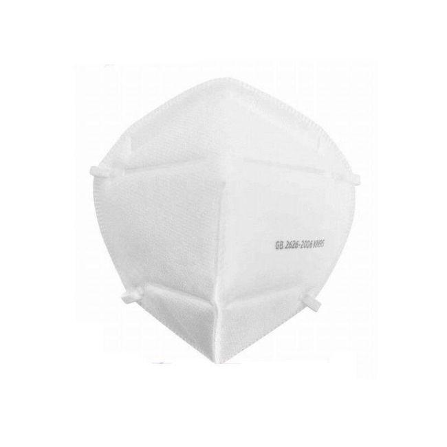 Komplet respiratorów KN95 x5 1