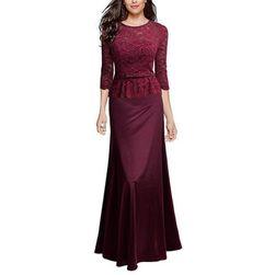 Dámské krajkové šaty Floretta - 5 barev