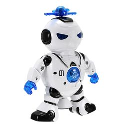 Tančící a zpívající robot pro děti