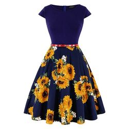 Dámské áčkové šaty Miria