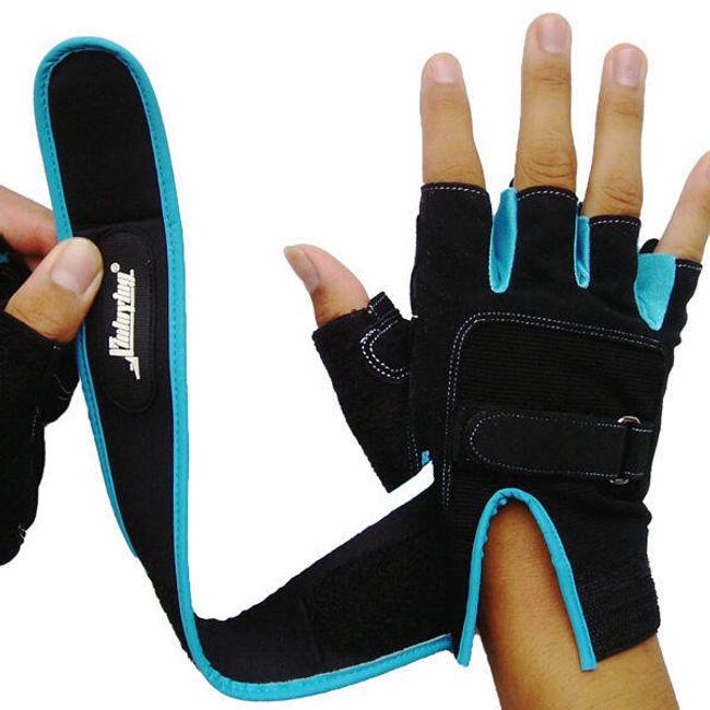 Циклистични ръкавици с къси пръсти 1