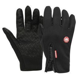 Zimní multifunkční rukavice - mix barev