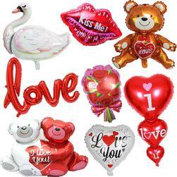Воздушный шар на День святого Валентина TF2387
