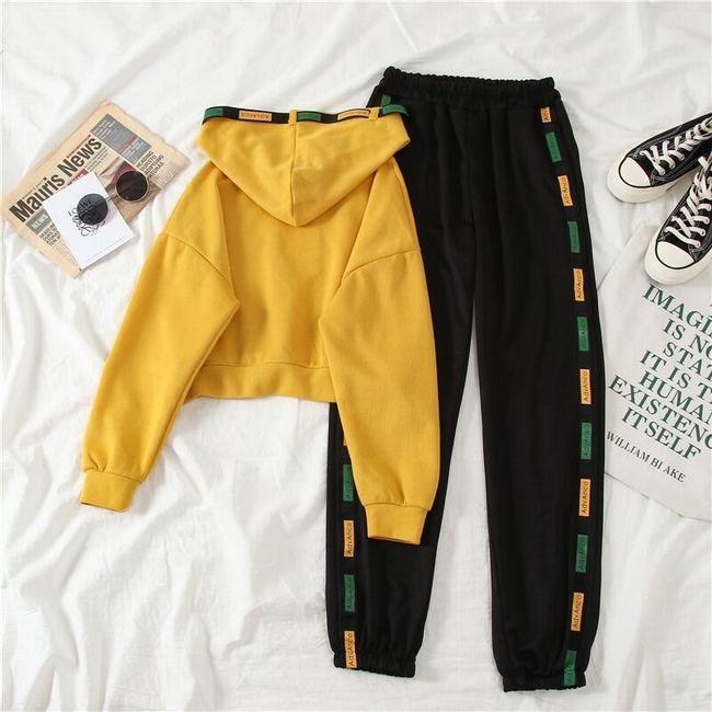 Női szoknya - nadrág és pulóver AYX8