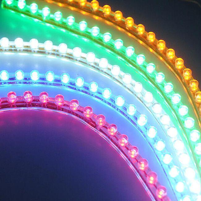 Светодиодная мигающая лента для аквариума - выбор из 5 цветов 1