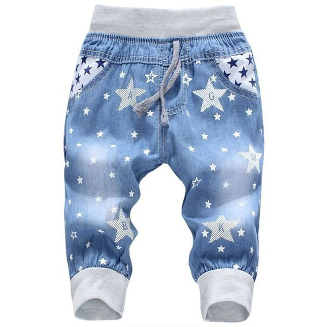 Chlapecké džíny - 9 variant 1