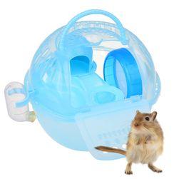 Căsuță portabilă pentru hamsteri