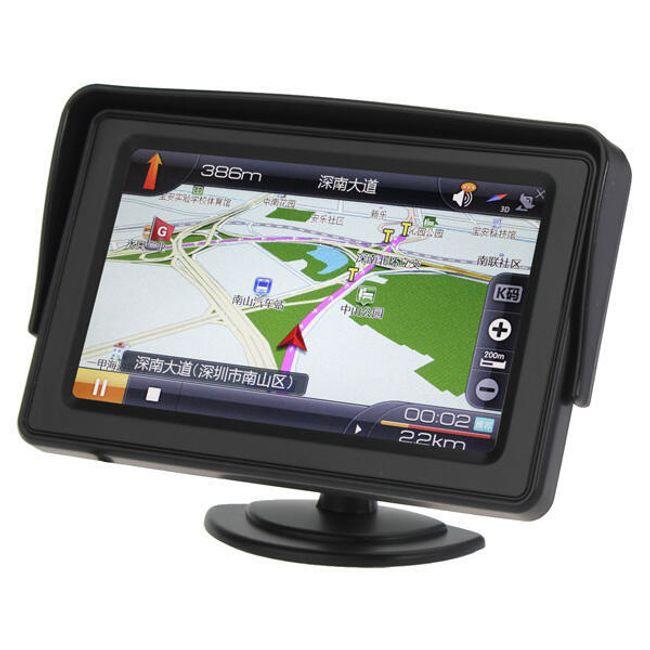 4,3 hüvelykes LCD autómonitor 1
