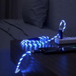 Mágneses LED töltőkábel Lidia