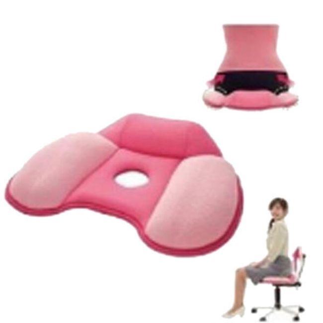 Tvarovaný podsedák na židli pro správné držení těla 1