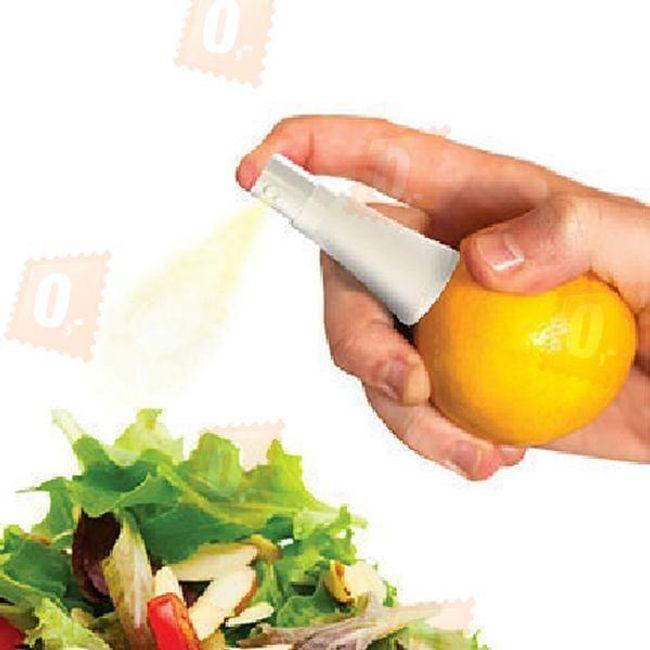 Juice Spray - biało-żółty 1
