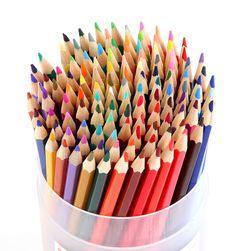 Set de creioane colorate - 120 buc.