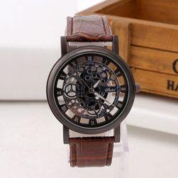 Sat u vintage stilu - smeđa boja