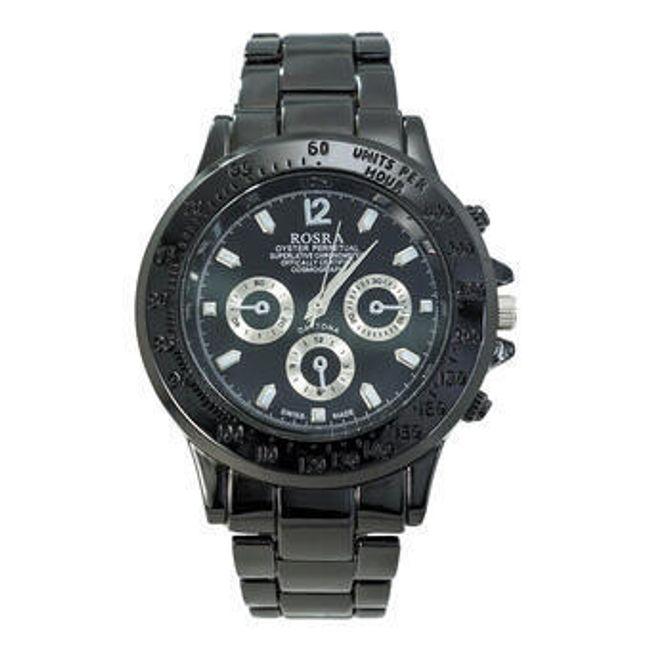 Ceas metalic pentru bărbați - 2 variante 1