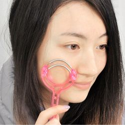 Depilálációs rugó mely eltávolítja a szőrszálakat