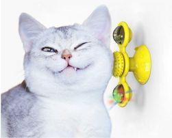 Zabawka dla kotów z drapakiem Precious