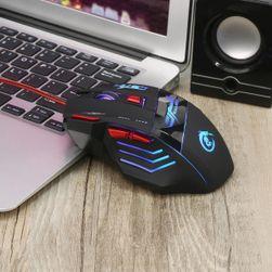 Optická herní myš s drakem - 5500 DPI