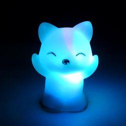 Lampă LED - vulpe
