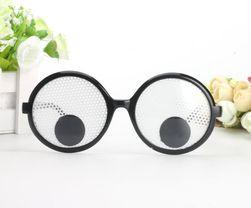 Vicces szemüveg - szemmel
