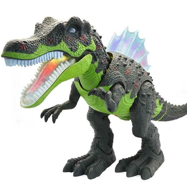 Dinosaurus na baterie Sebastian 1