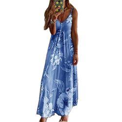 Ženska maxi obleka Ingrid