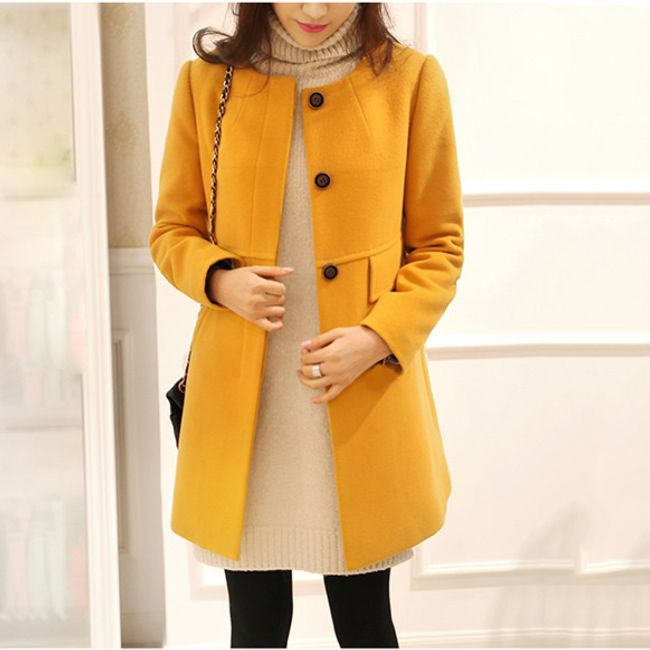Dámský kabát JOK12 1