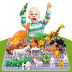 Hayvan şeklinde figür ANIMALS