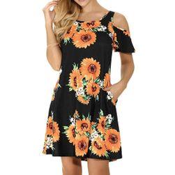Женское платье без бретелей Allyson
