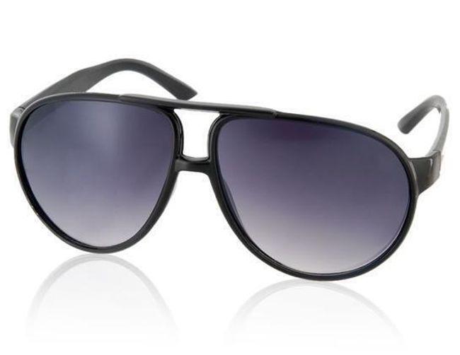 Sluneční brýle - černá barva 1