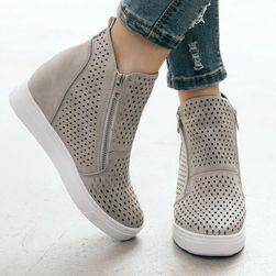 Дамски обувки с клиновиден ток VTG4