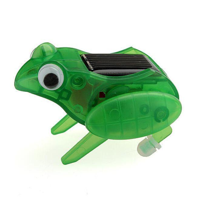 Solární žabička 1