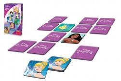 Pexeso Princezné 48 kartičiek spoločenská hra v krabičke 12x18x3,5cm RM_21622340
