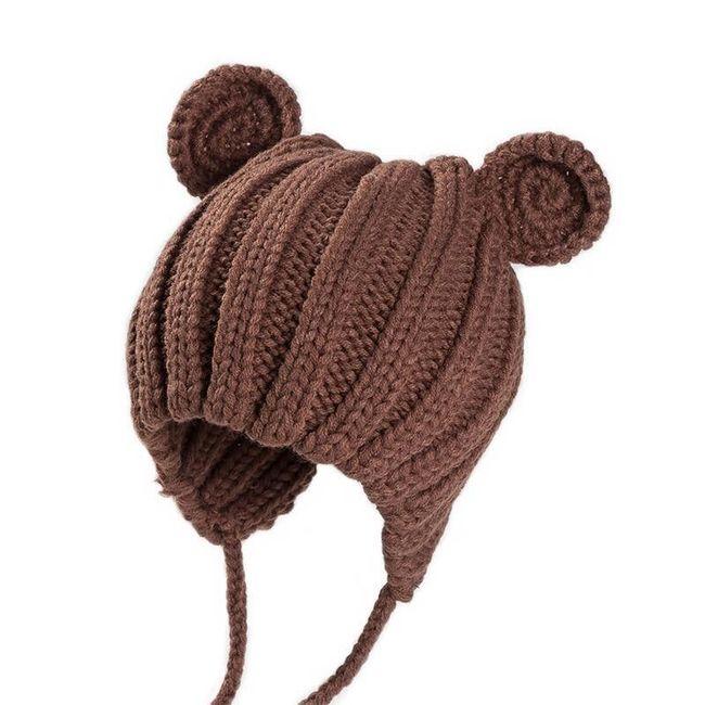 Dziecięca czapka B05603 1