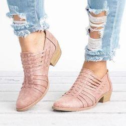 Pantofi cu toc de damă Lindara