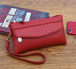 Dámská peněženka B01935 Červená