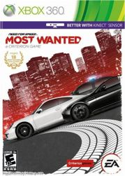 Játék (Xbox 360) Need For Speed Most Wanted 2