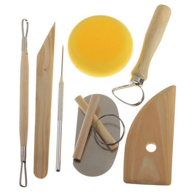 Инструменти за керамика - 8 бр 1