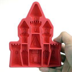 Silikonowa forma do lodu - Lodowy zamek