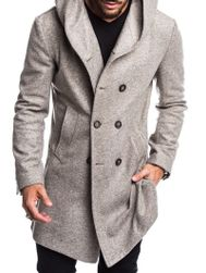 Palton modern de bărbați Erick - 5 culori