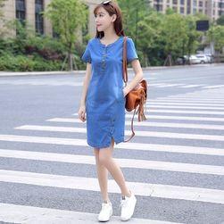 Джинсовое платье Creatre