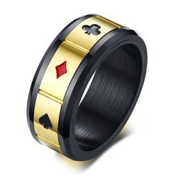 Мужское кольцо PP7