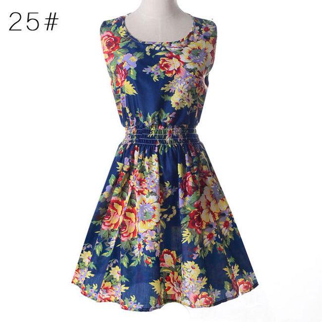 Rozmanité letní šaty - Vzor: 15 - Velikost: 3 1