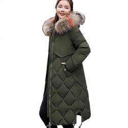 Ženski zimski kaput Angleica - 8 boja